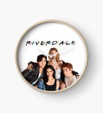 Riverdale / F•R•I•E•N•D•S Clock