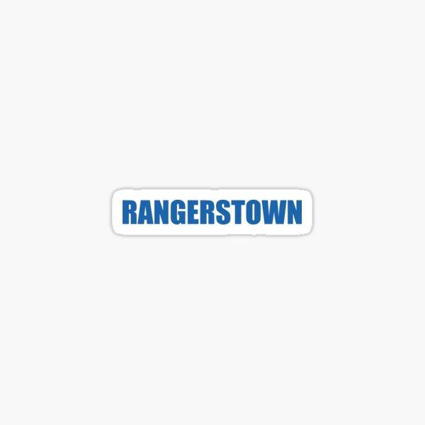 RangersTown Sticker