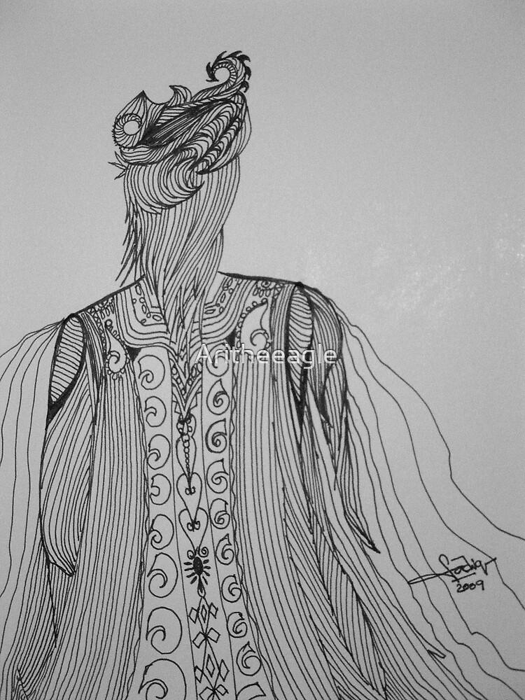 ARI's ART : WAITING..... by Aritheeagle