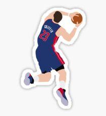 Blake Griffin Pistons Sticker