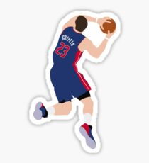 Blake Griffin Pistons Sticker