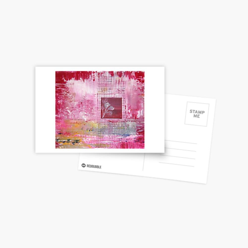 Gridrose Postcard