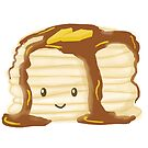 Pancakes by KathrinLegg