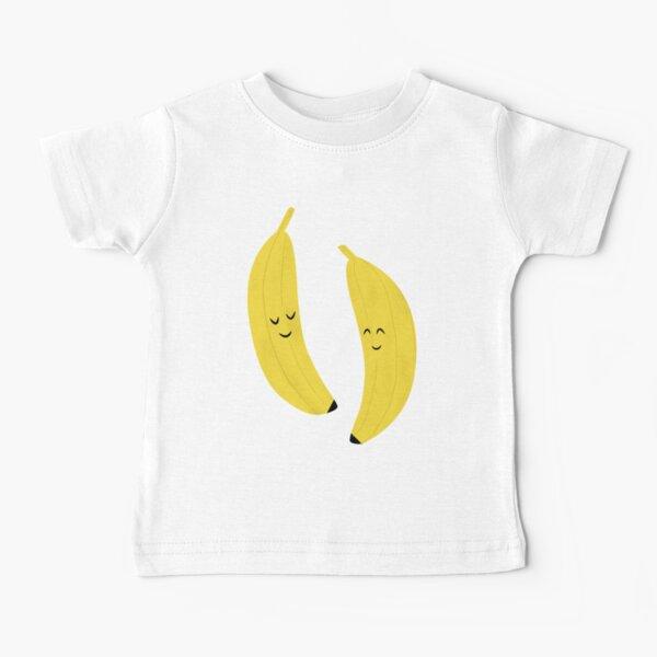 Happy Bananas Baby T-Shirt