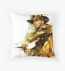 Django - The One and Only Throw Pillow