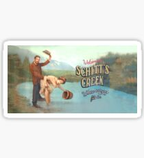 Schitts creek  Sticker