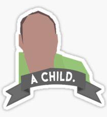 Vine Reference - 'Ein Kind' Sticker