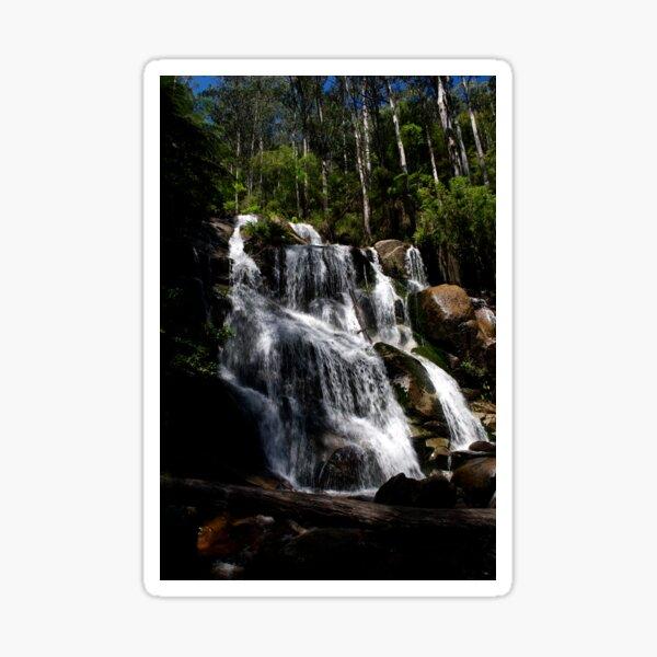 Toorongo Falls 2 Sticker