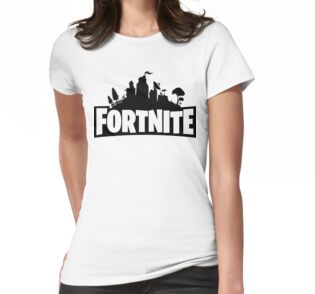 fortnite logo laptop sleeves by pairofdocx redbubble