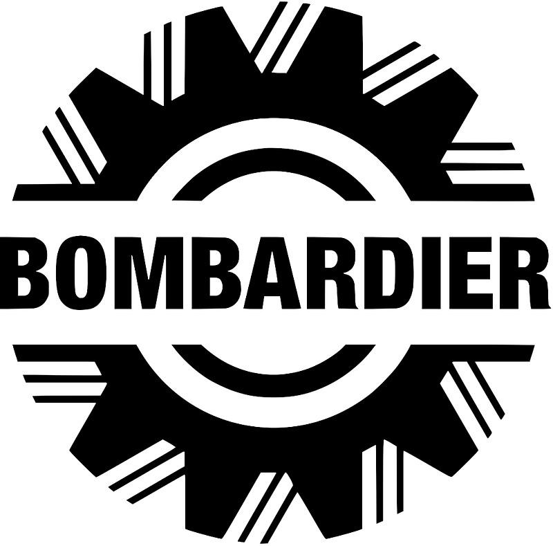 Resultado de imagen para Bombardier logo