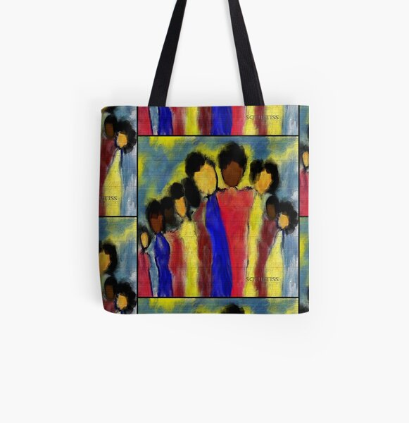 The Women's March All Over Print Tote Bag