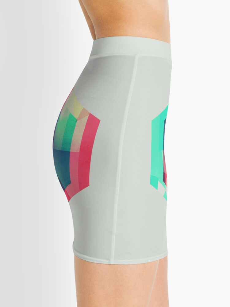 Alternate view of hyx^gyn Mini Skirt
