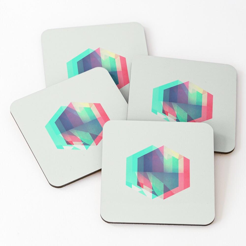 hyx^gyn Coasters (Set of 4)