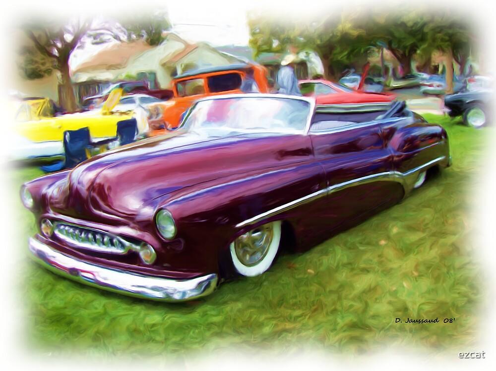 Classic Car Show by ezcat