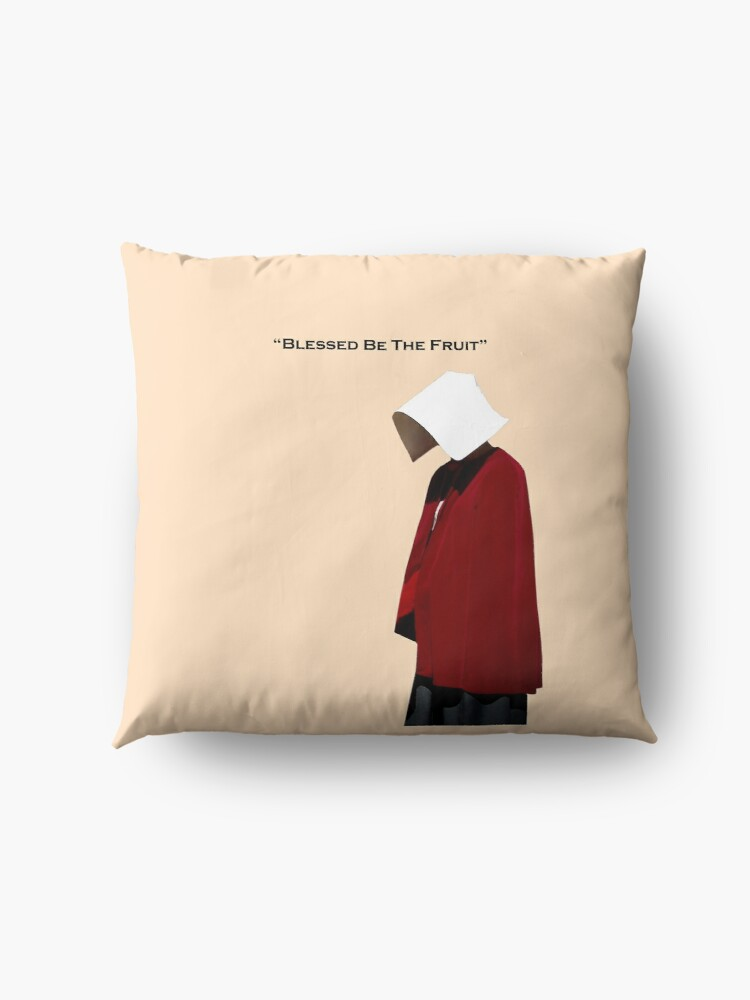 Alternate view of Handmaids Tale Floor Pillow