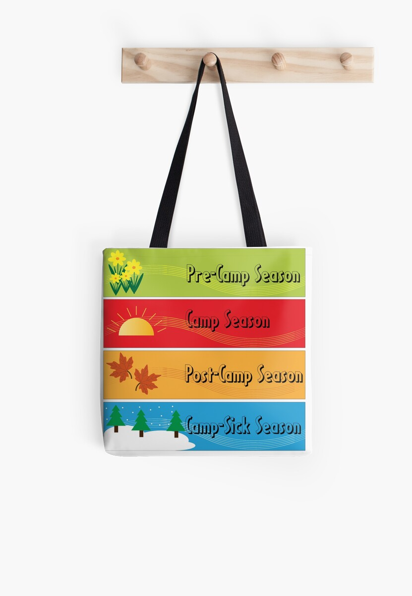 Four Seasons of Camp by PSamp