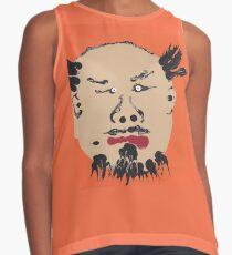 Portrait inspiré de Ai Weiwei - Martin Boisvert - Faces à flaques Top duo