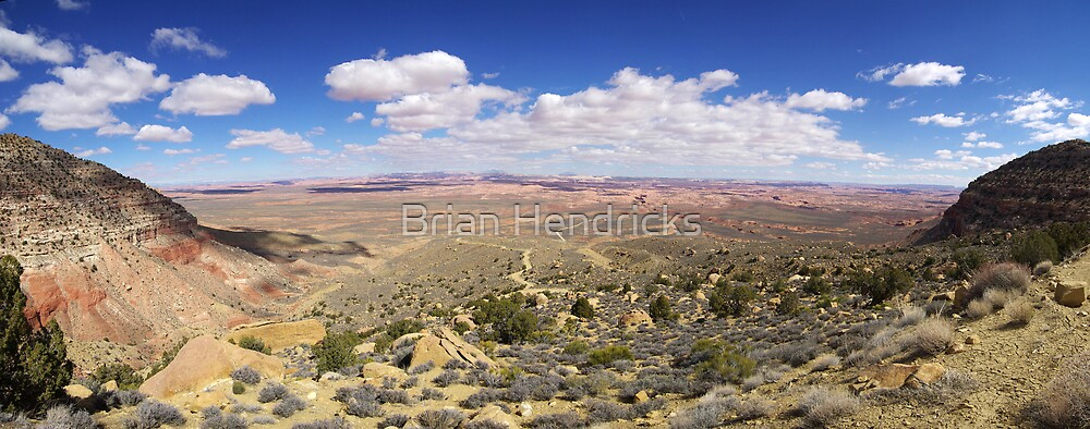 50 Mile View by Brian Hendricks