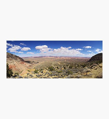50 Mile View Photographic Print