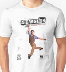 Newsies American musical comedy-drama Unisex T-Shirt