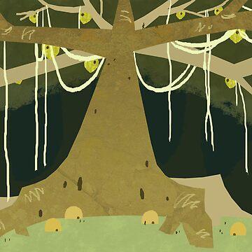 Banyan Tree by rosemarydarling