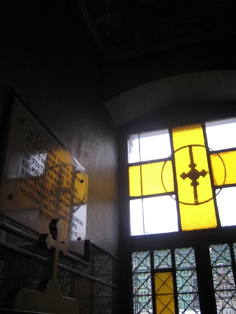 Church windows by istanbulgirl