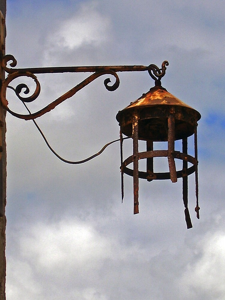 Old Lamp by tonymm6491