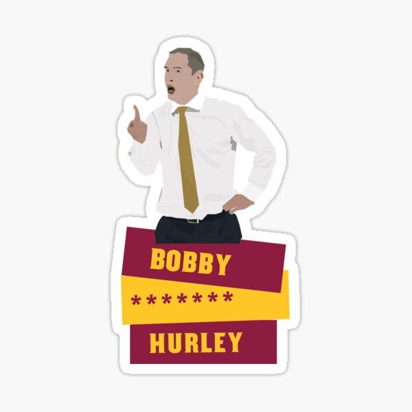 Bobby Hurley sticker Sticker