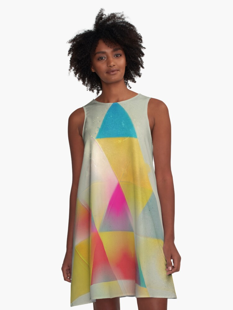 1Try A-Line Dress Front
