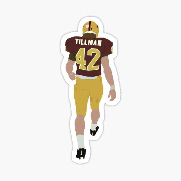 Pat Tillman Sticker Sticker