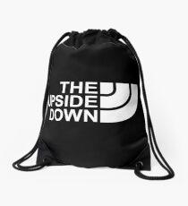 The Upside Down LOGO STRANGER THINGS Drawstring Bag