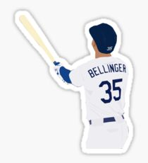 Cody Bellinger Sticker Sticker
