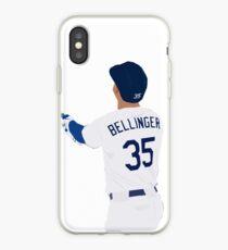 Cody Bellinger Sticker iPhone Case