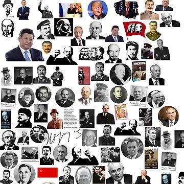 Political leaders by znamenski