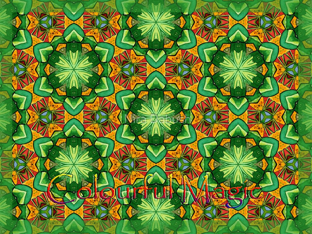 Green Energy by Nira Dabush
