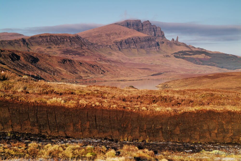 Old Man of Storr 2 by MistyIsle