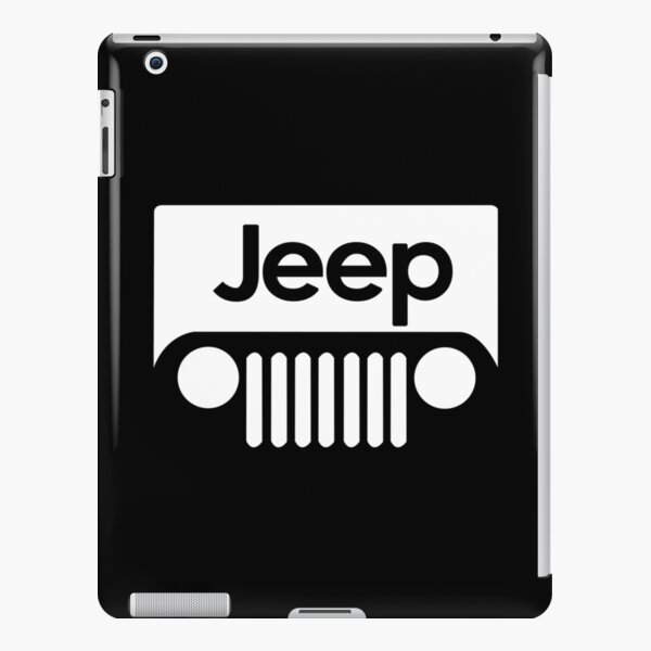 Jeep Funny Geek Nerd iPad Snap Case