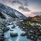 Hooker River by Alex Stojan