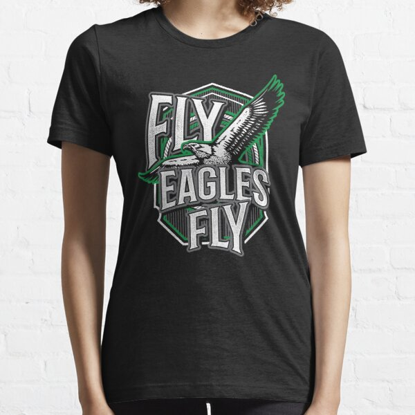 Fly Eagles Fly Tee Grunge Eagles Shirt Essential T-Shirt