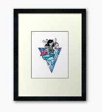 Marceline Framed Print