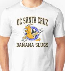 UC SANTA CRUZ BANANA SLUGS from Pulp Fiction Unisex T-Shirt