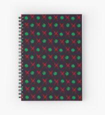 XOX  Spiral Notebook