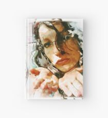 Blow a Kiss Hardcover Journal