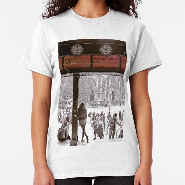 Under the Clocks Classic T-Shirt