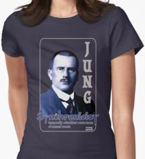 C.G.Jung – Synchronicity - Women's Fitted T-Shirt