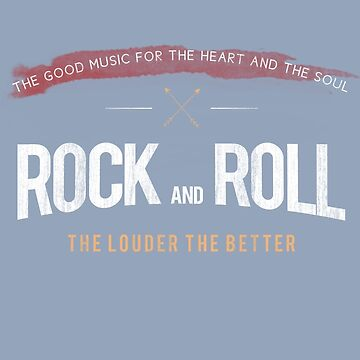 The Good Rock and Roll by sventshirts