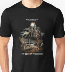 Mein blutiger Valentinsgruß Slim Fit T-Shirt
