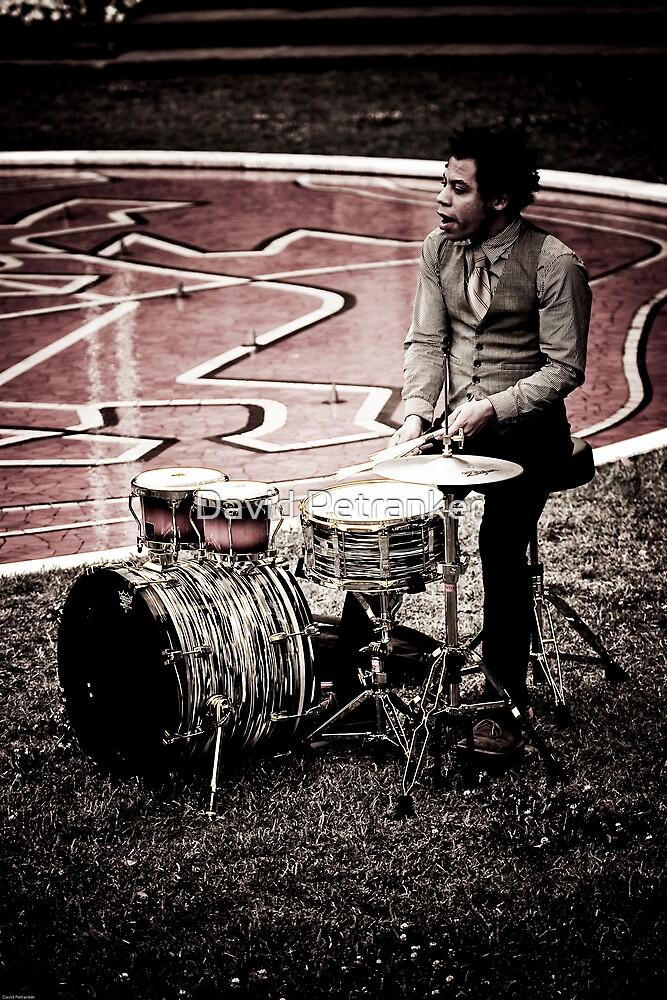 Drummer boy par romp pa pom pom by David Petranker