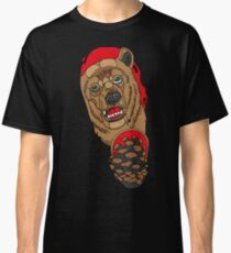 Neo Traditional Bear Classic T-Shirt