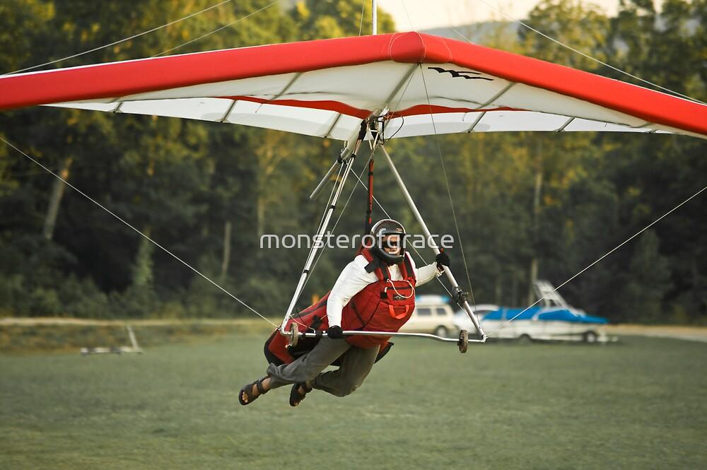 Landing by monsterofgrace